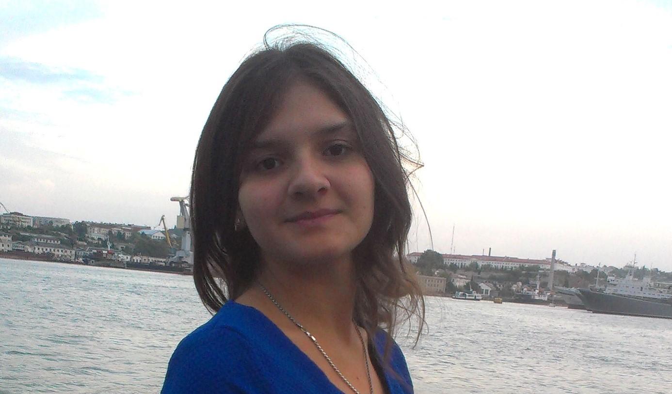 Касьяненко Ангелина - руководитель научного сектора.